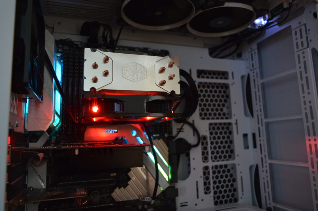 i7-7820X Game Server